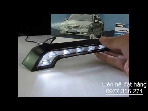 Đèn led trang trí gắn xe ô tô, xe hơi ✔