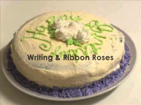 Cake Decorating Course Rhyl : Wilton Method of Cake Decorating - Course 1: Basic ...