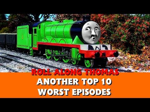 Roll Along's Another Top 10 Worst Episodes in Thomas & Friends History