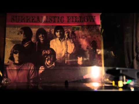 Jefferson Airplane Surrealistic Pillow - My Best Friend - Today
