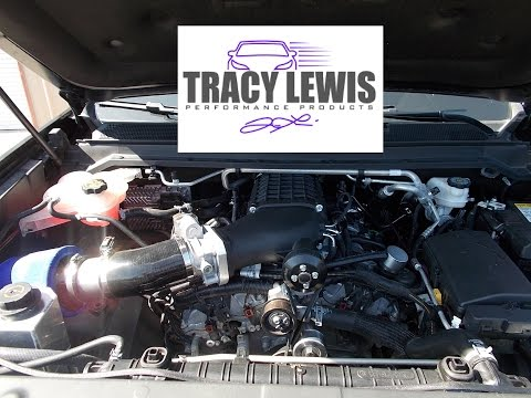 Tracy Lewis Performance Products, Supercharged GMC Canyon