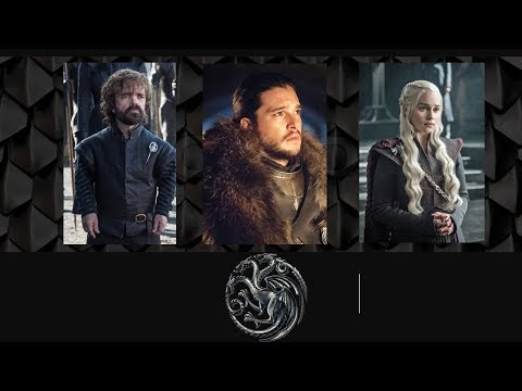 Game of Thrones: Mother's of the three heads of the dragon.