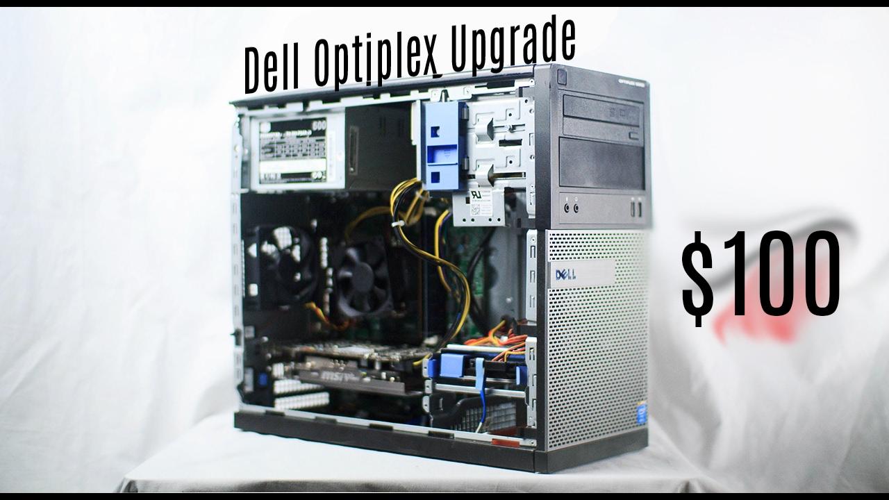 Dell Optiplex Gaming Pc Youtube