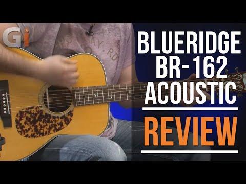 Blueridge BR-162 Acoustic Guitar Review | Guitar Interactive Magazine