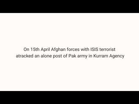 Afghanistan army attacks Pakistan | Full story