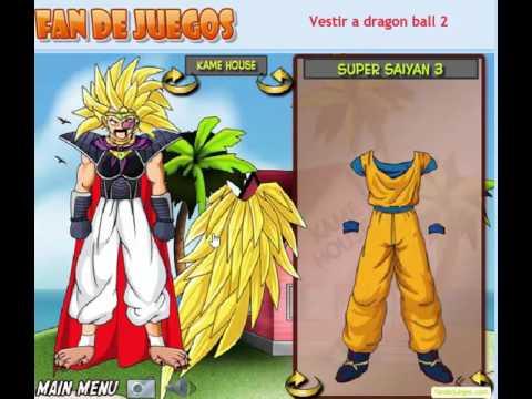 Vestir Goku Super Saiyan