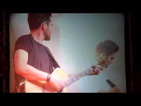 Kendji Girac (rappel)= Ça pleure aussi un homme, Oy, Bella @concert Fiesta 2015, Pamiers