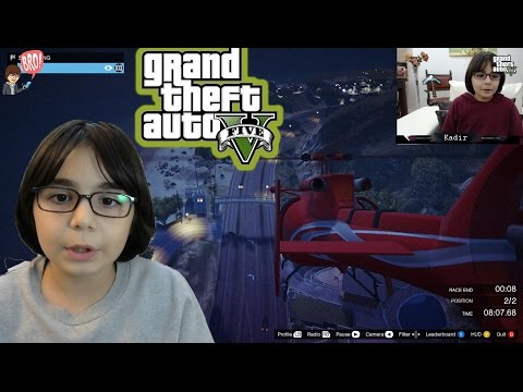 GTA 5 ilk Online Misafirimle - BKT by Baran Kadir Tekin