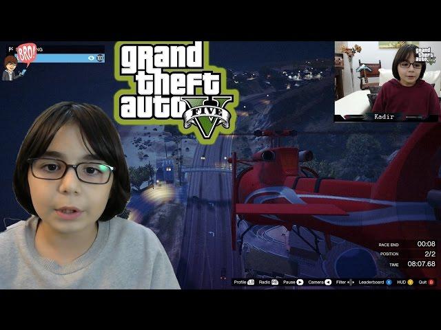 GTA 5 ilk Online Misafirimle - BKT