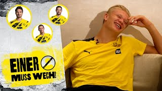 """Who should be your wingmen? Delaney, Brandt or Bürki?"" 