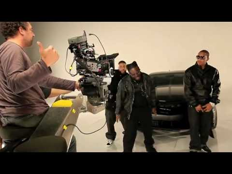 DJ Khaled Ft. Ludacris, Rick Ross, Snoop Dogg & T-Pain - All I Do Is Win (Behind The Scenes)