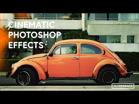 Add CINEMATIC Photoshop Effects with this Tutorial thumbnail