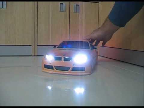 Rc Strobe Drift Led Light Kit Amp Flasher Cakar Led Youtube
