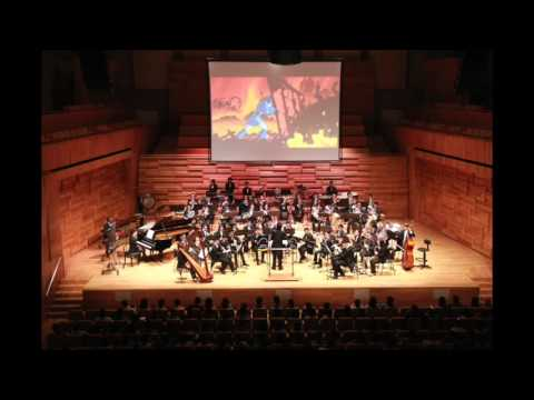 Highlights from Nausicaä of the Valley of the Wind - Sembawang Wind Orchestra
