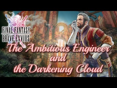 [FFBE] [FR/EN] - The Ambitious Engineer and the Darkening Cloud - F2P Team & All Rewards