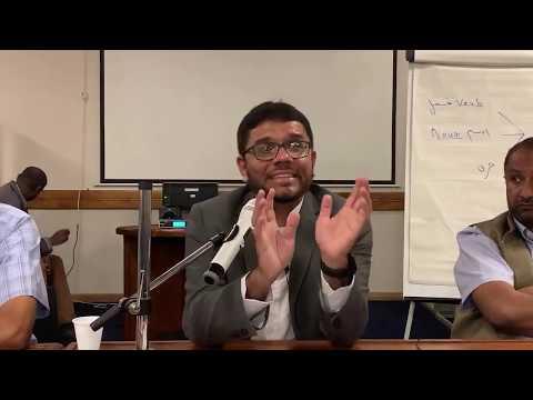 Cheikh Safder Jaffer - Présidentielles WF - 25/01/2020 - Tananarive MADAGASCAR
