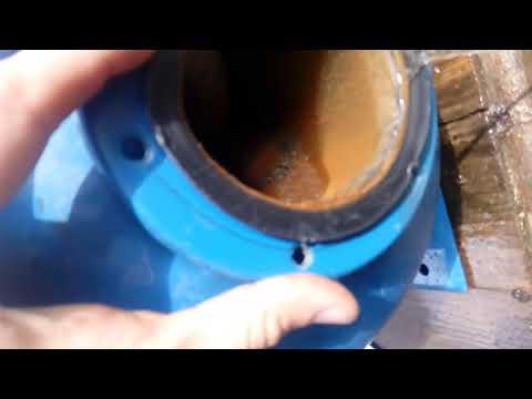 Замена мембраны в гидроаккумуляторе насосной станции на 24 литра IBO Jet 100a