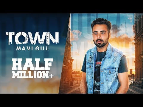 Town | Mavi Gill | Channa Jandali | Mr Lovees | Official Video | 403 Records
