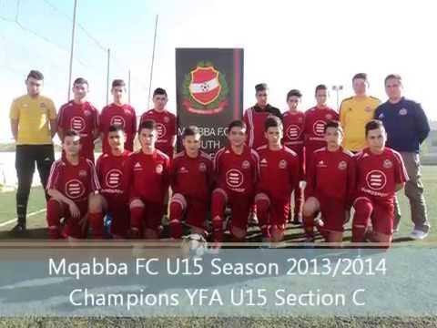 U15 YFA Sec C Playoffs: Mqabba (2) vs (1) Rabat @ Luxol Ground (19/03/2014) - Mqabba FC Champions