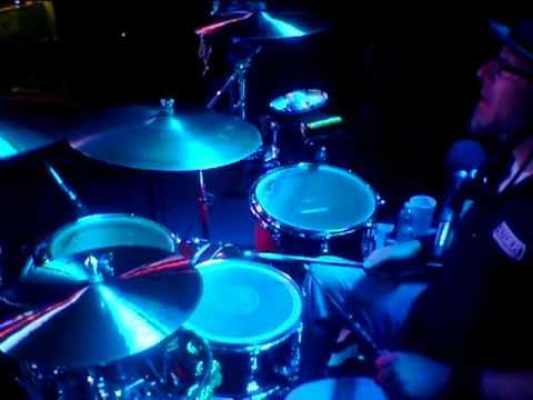 Mary Janes Last Dance drum cover Tim Jones Covers Mary Janes last dance W/ JunkPuncher