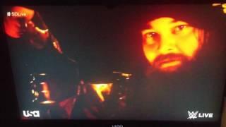 WWE Bray Wyatt Lantern Fail!