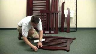 Today's Baby Augusta Convertible Crib Assembly