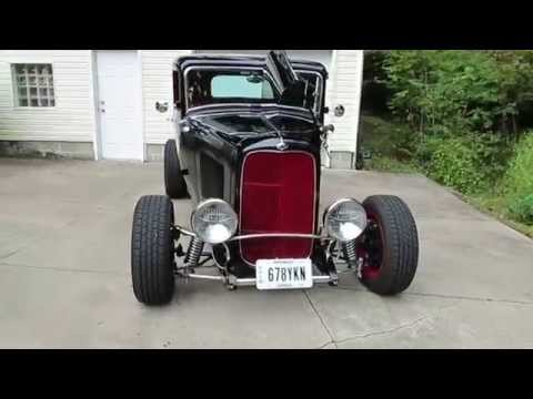 1932 Ford 5 Window Coupe For Sale in Clinton, Ohio 44216