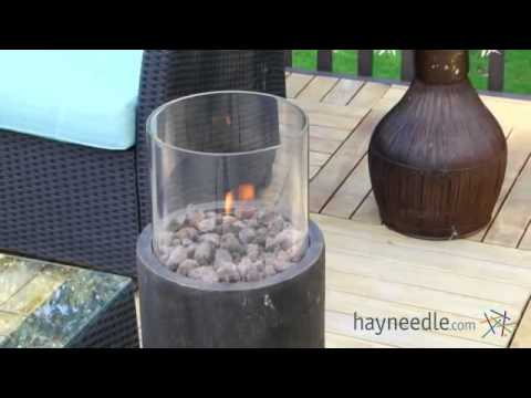 Gas Fire Column Product Review Video