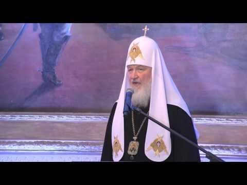 Патриарх Кирилл рассказал о своей встрече с Папой Римским Франциском
