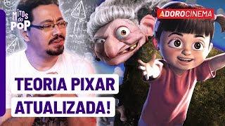 OS FILMES DA PIXAR ESTÃO CONECTADOS? - MITOS DO POP - EP10
