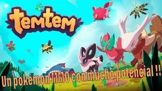 ¿Qué es TEMTEM? | Las aventuras de Revenin en este Pokémon MMO