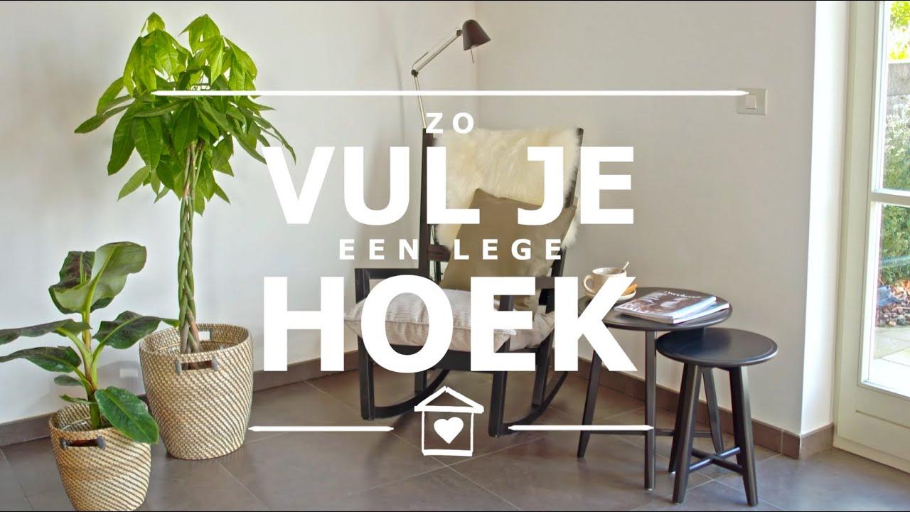 Inge: een gezellige hoek in je eetkamer - YouTube