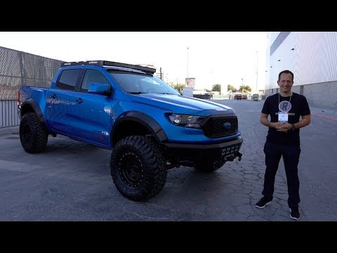 Is this what the 2020 Ford Ranger Raptor SHOULD be?