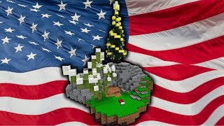 Most AMERICAN Game of BedWars Ever