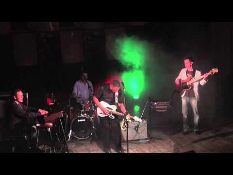 The Alvon Johnson Blues Band (USA) in Poland!!