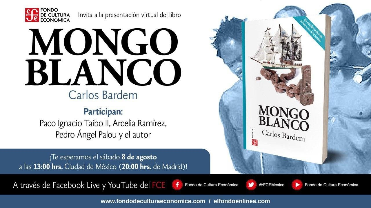 Carlos Bardem MONGO BLANCO