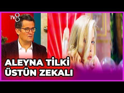 Aleyna Tilki'den Olay Açıklama | GEL KONUŞALIM