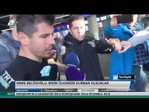 Emre Belözoğlu'na İzlanda'da çirkin hareket!