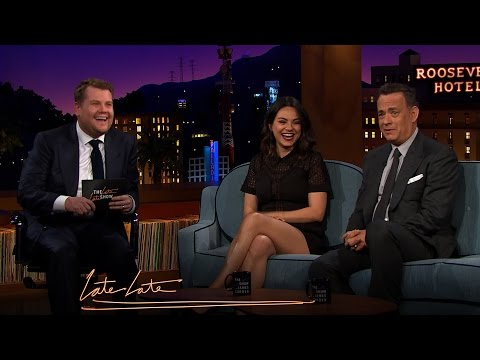 Thumbnail: Mila Kunis and Tom Hanks Discuss Parenting, Marriage