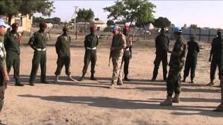 Militærpolitiet i Sydsudan