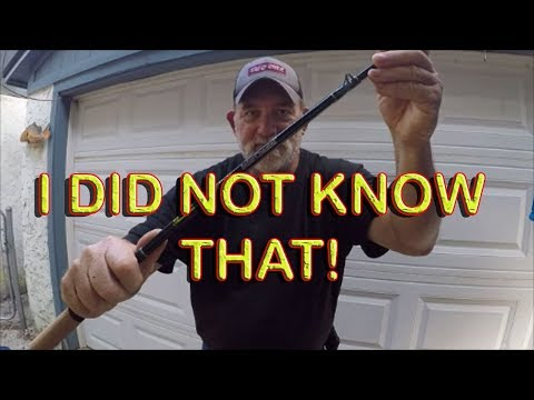 UGLY STIK RODS....FYI ALERT!