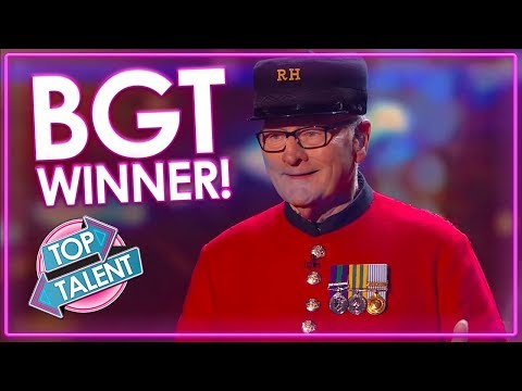 Colin Thackery Is Our 2019 BGT WINNER!! | Top Talent