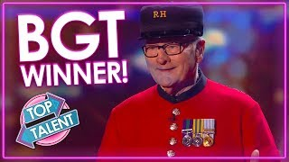 Colin Thackery Is Our 2019 BGT WINNER!!   Top Talent