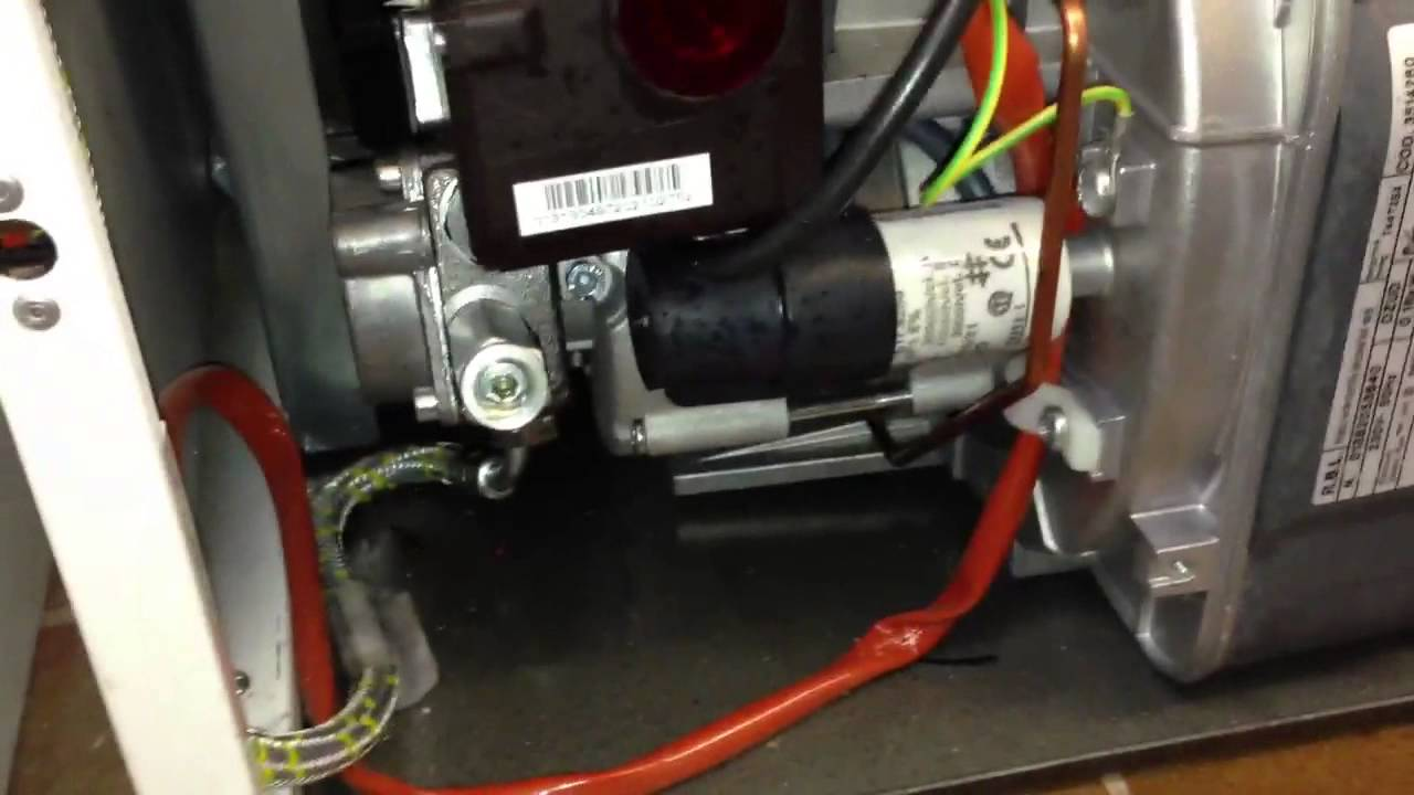 Worcester Greenstar Camray Utility 18/25 Oil Fired - YouTube