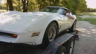 Chris' 1980 C3 Corvette Project Car Part 1