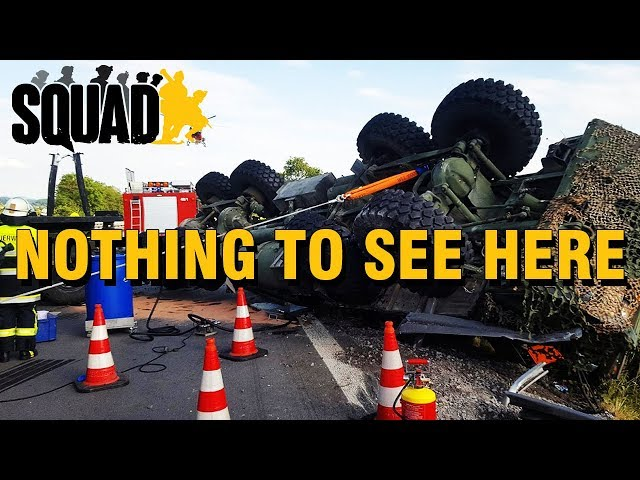Nothing to See Here... | Squad V18 Gameplay
