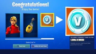 HOW TO GET STARTER PACK 6 FOR FREE IN FORTNITE! [Laguna Skin] *NEW*