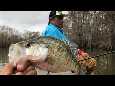 Searching For Slabs! Crappie Fishing!