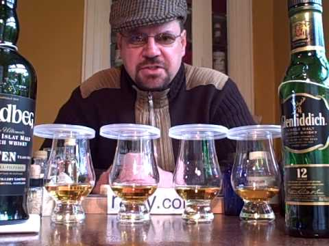 whisky review 46 - D.I.Y. Blending whiskies