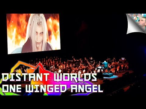 Distant Worlds Final Fantasy 30th Anniversary: One Winged Angel Live - Arnie Roth CONDUCTS THE CROWD